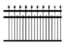Steel Fence Installer Nsw Sydney Gate Steel Fencing